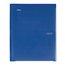 Five Star Customizable Pocket and Prong Plastic Folder, Cobalt Blue