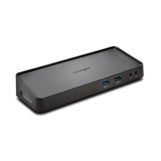 SD3650 Universal USB 3.0 Dual 2K Docking Station - DisplayPort & HDMI - Win/Mac
