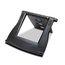 SmartFit™ Easy Riser™ Laptop Cooling Stand — Black