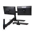 Adjustable Dual Monitor Mounts