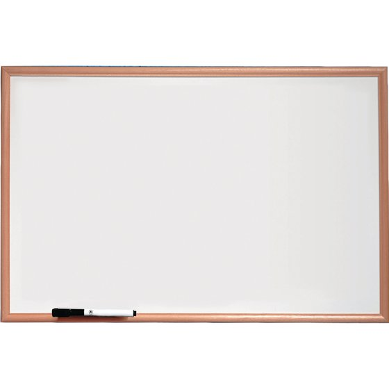 Basic Melamine Whiteboards with Pine Trim