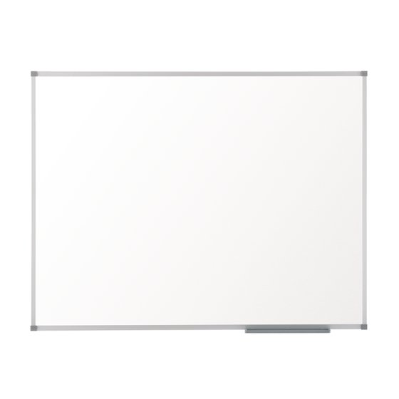 Basic Melamine Non Magnetic Whiteboards with Basic Trim