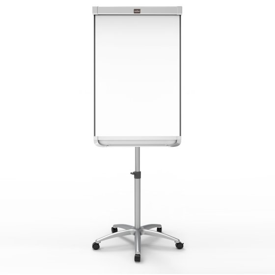Prestige Enamel Mobile Magnetic Flipchart Easel with Connex
