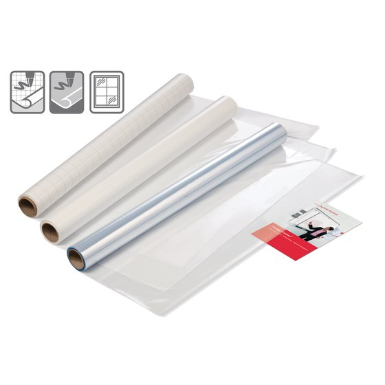 Nobo Instant Whiteboard Dry Erase Sheets 600x800