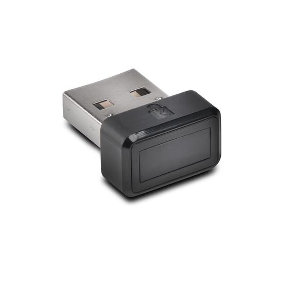 Kensington® VeriMark™ Fingerabdruckverschlüsselung unterstützt Windows Hello™ & FIDO U2F für universelle Zwei-Faktoren-Authentifizierung