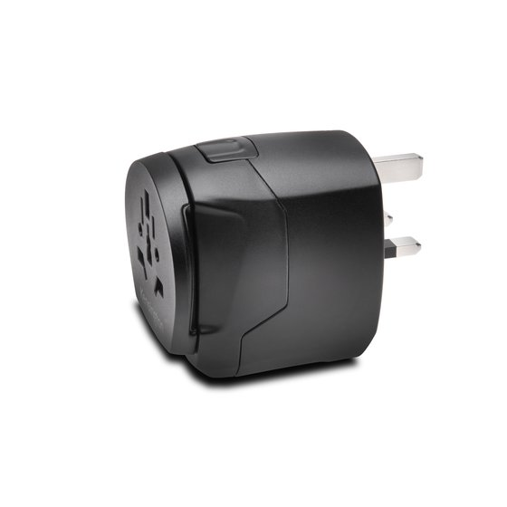 3-Pole Grounded Adapter