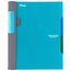 "Five Star Advance Wirebound Notebook, 2 Subject, College Ruled, 9 1/2"" x 6"", Teal"
