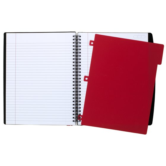 Cambridge Accents Ruled Notebooks