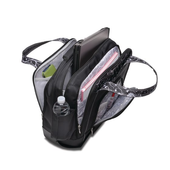 Ample Space & Carry-On Compliant