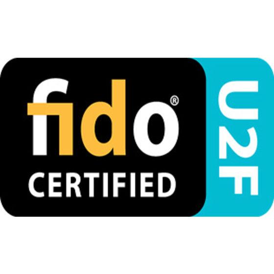 FIDO U2F Certified