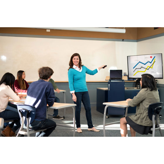 Versatile Tool for Dynamic Interactive Presentations