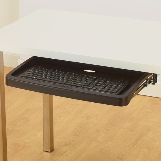 Kensington® Underdesk Basic Keyboard Drawer