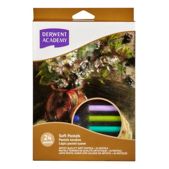Soft Pastels 24 Pack