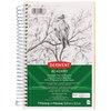 """Derwent Academy Heavyweight Paper Sketch Journal, Wirebound, 70 Sheets, 9"""" x 6"""""""
