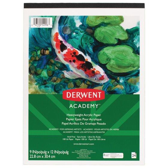 Derwent Acrylic Paper