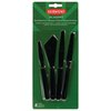 Derwent Academy Paint Palette Knives, 4 Pack