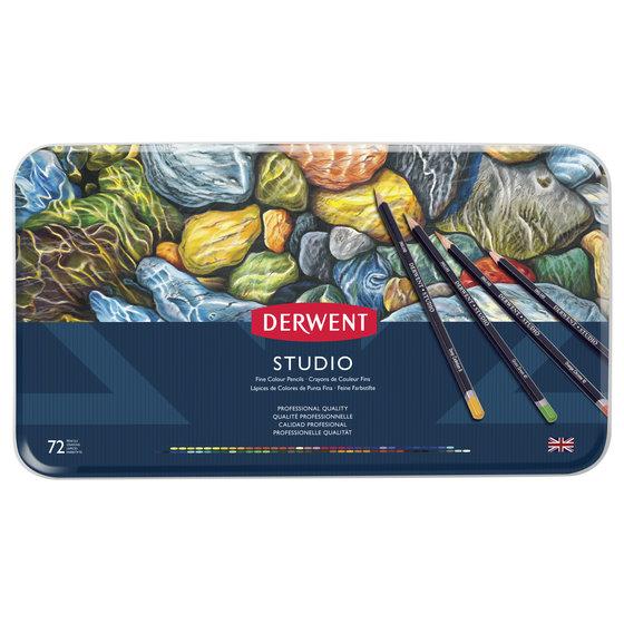 Studio Pencils 72 Tin