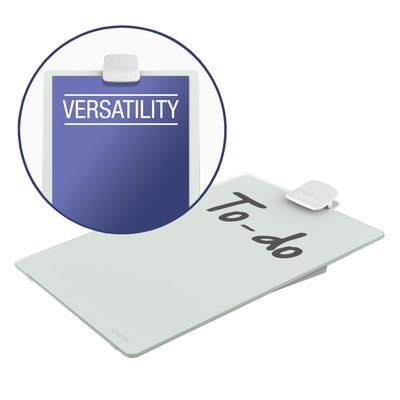 Versatile - Lays Flat or Stands Upright