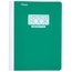 """Mead Plastic Composition Book, College Ruled, 70 Sheets, 9 3/4"""" x 7 1/2"""", Green"""