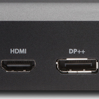 DisplayPort++/HDMI