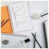 Derwent Academy Art Erasers, 2 Pack