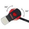 Derwent Dual 2 in 1 Sharpener & Eraser