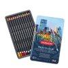 Derwent Procolour Pencils, Metal Tin, 12 Count
