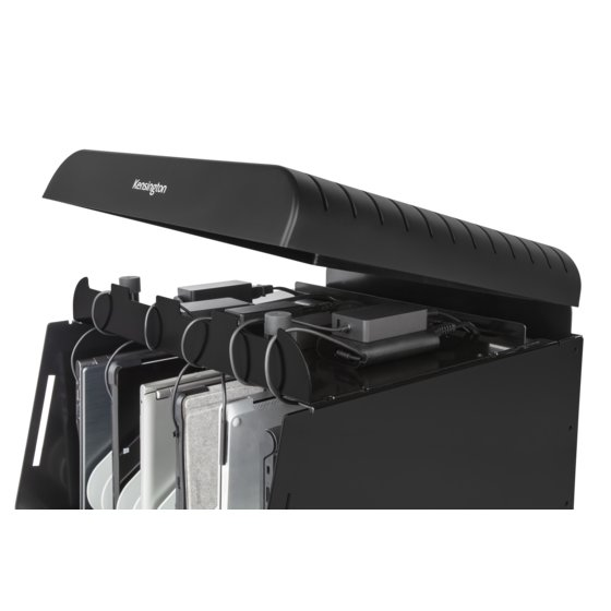 Ample Power Adapter Storage