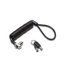 N17 Portable Keyed Laptop Lock for Dell Devices— (K66644WW)