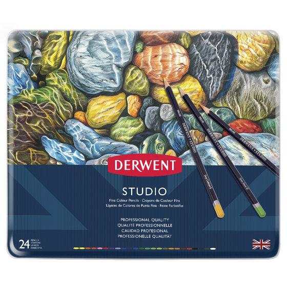Studio Pencils 24 Tin