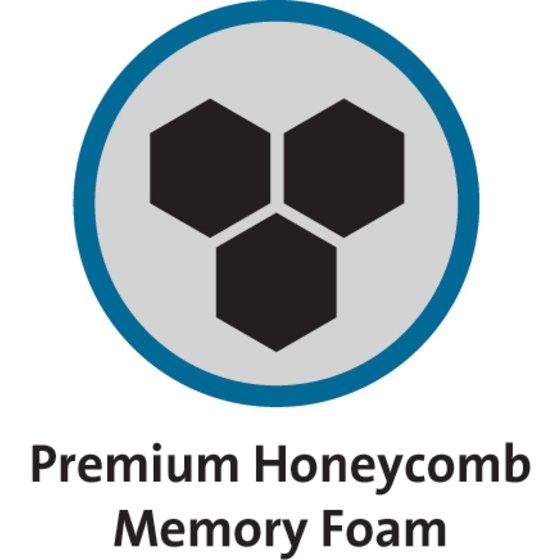 Premium Honeycomb Memory Foam