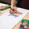 "Derwent Academy Heavyweight Marker Paper Pad, 40 Sheets, 9"" x 12"""