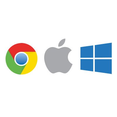 universal dock mac windows chrome