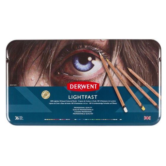 Derwent Lightfast (36) Tin