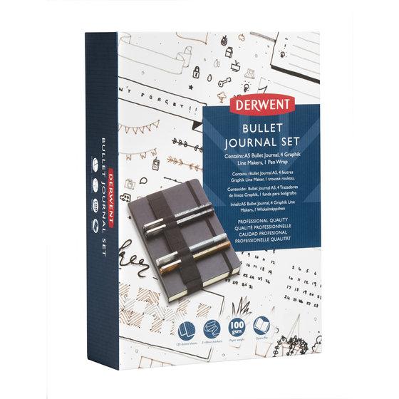 Derwent A5 Bullet Journal Set