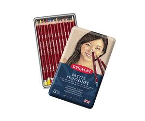 Pastel Pencil Skintones 12 Tin
