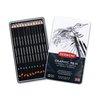 Graphic Soft Pencils 12 Tin
