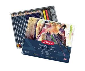 Watercolour Collection 24 Tin