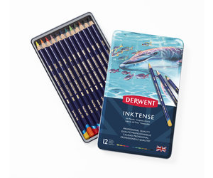 Inktense Pencils 12 Tin
