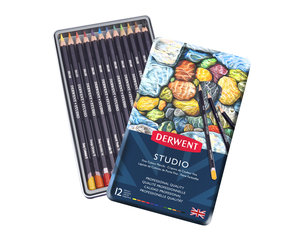 Studio Pencils 12 Tin