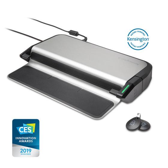 LD5400T Single-User Thunderbolt 3 Dual 4K Docking Station w/ K-Fob™ Smart Lock - 85W PD - Win/Mac