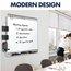 Prestige 2 DuraMax Porcelain Magnetic Whiteboard, 3' x 2', Aluminum Frame