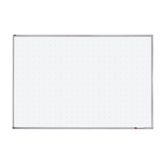 Quartet® Total Erase® Whiteboards, Aluminum Frame