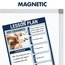 Quartet® Porcelain Whiteboard, 2' x 3', Magnetic, Aluminum Frame
