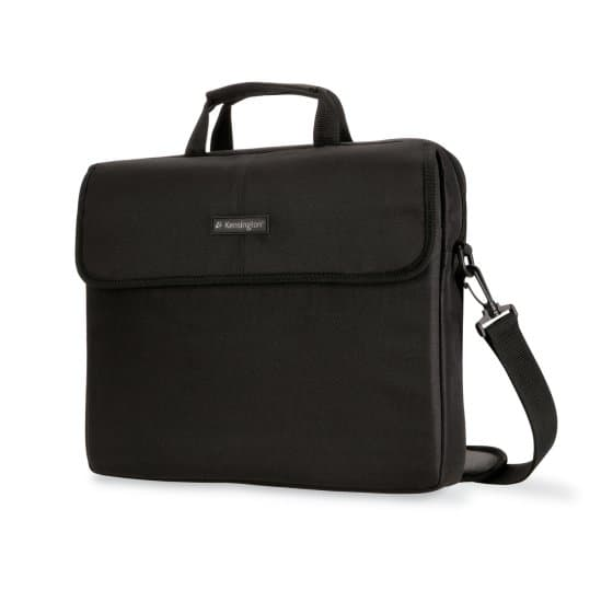 Simply Portable 15.6'' Laptop Sleeve- Black