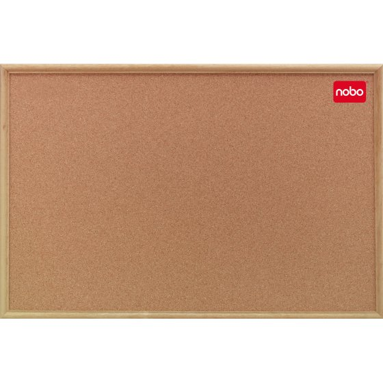 Classic Cork Noticeboards - Wood Frame