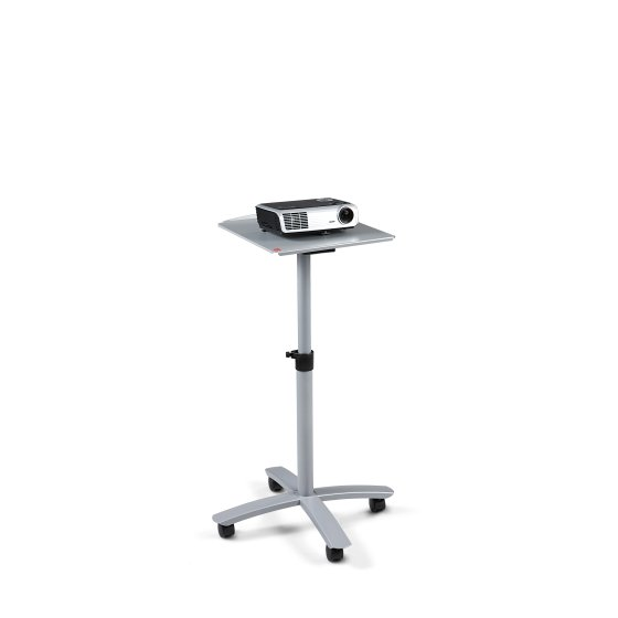 Multimedia Projection Trolley - Single Platform