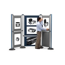 Modular Display System - Upright and Base