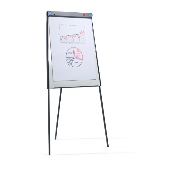 Classic Non-Magnetic Flipchart Easel