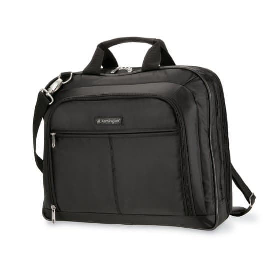 Simply Portable 15.6'' Toploader Laptoptasche - schwarz